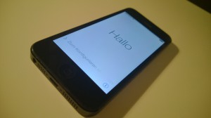 Das iPhone 5... 2 Mal verkauft und nur einmal bezaht.