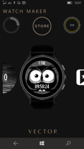 Vector Watch (W10)